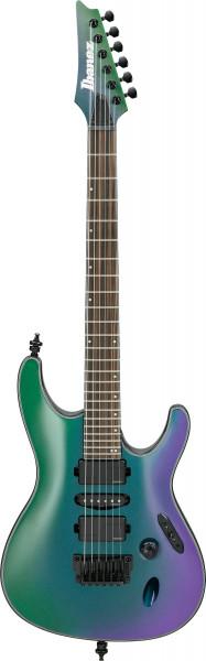 IBANEZ Axion Label S Series E-Gitarre 6 String Blue Chameleon, S671ALB-BCM