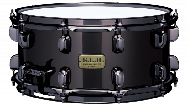 Tama LBR1465 Brass, Black Nickel Plating 14x5,5′′ Sound Lab Snare