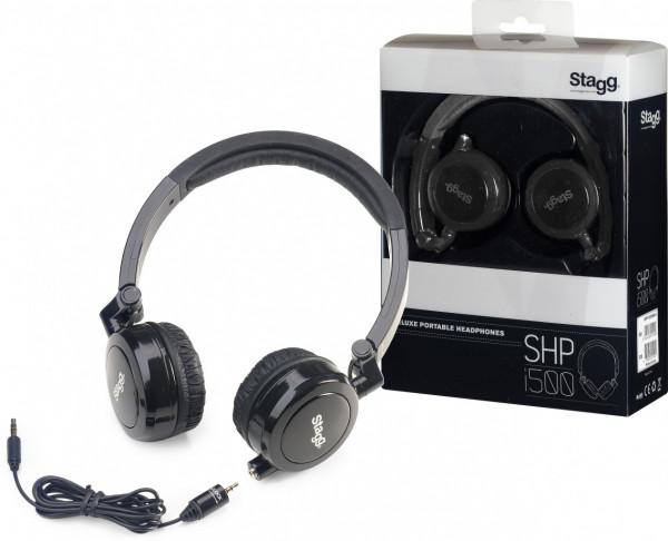 Deluxe Stereo Kopfhörer für mobile Geräte