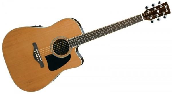 Ibanez AW370ECE-NT Westerngitarre