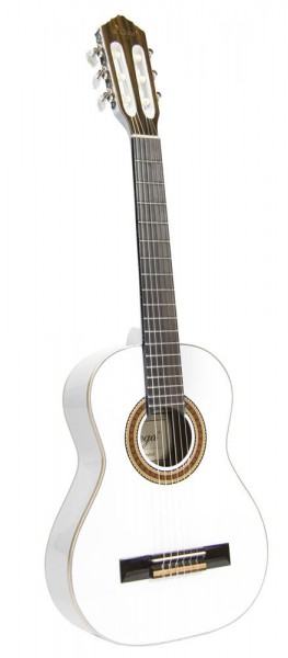 Ortega Konzertgitarre R121-1/2WH