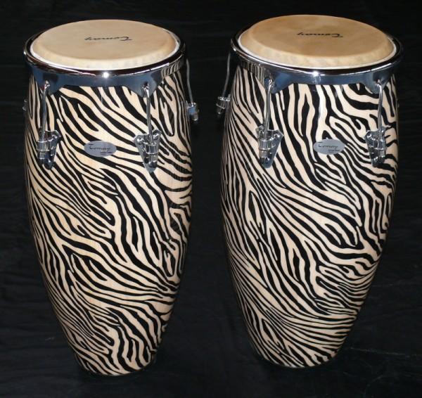 Tomay Wood Conga Set WDC-ZB