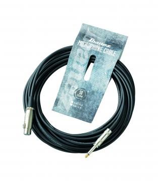 Ibanez MCCP50 Mikrofonkabel, XLR - Klinke