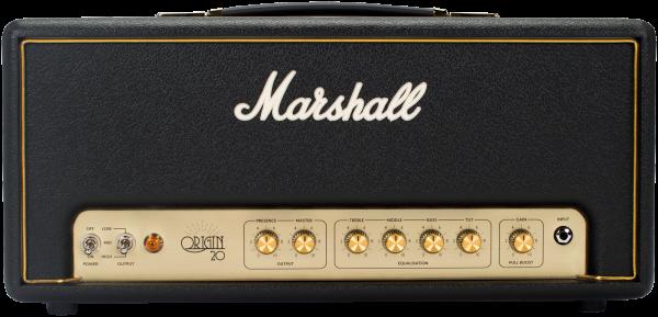 Marshall MRORI20H · Topteil E-Gitarre, Vollröhre 20 Watt