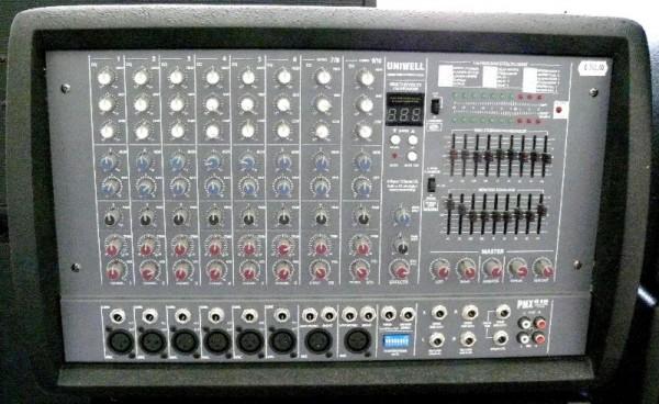 UNIWELL Power Mixer PMX-610